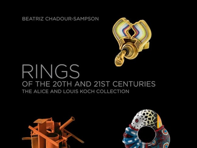 RINGS OF THE 20TH AND 21ST CENTURIES: THE ALICE AND LOUIS KOCH COLLECTION